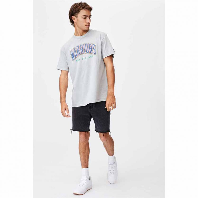 Warriors Mens Collegiate T-Shirt
