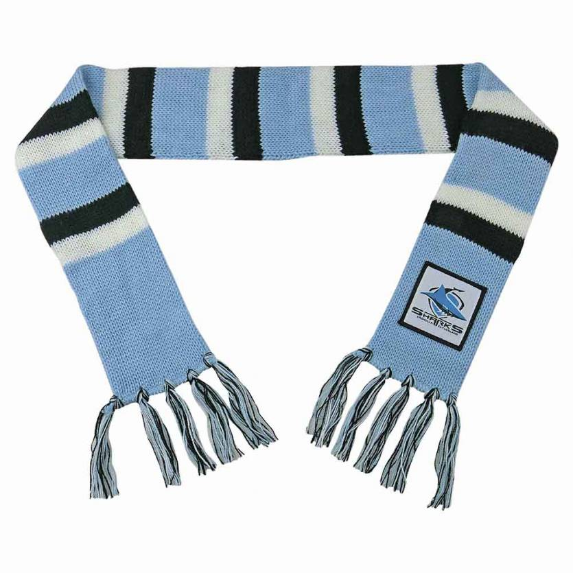 Sharks Infant Scarf