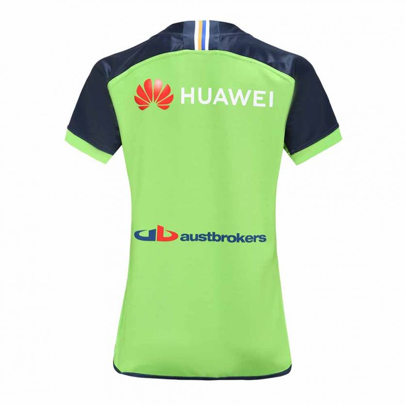 Canberra Raiders 2021 Home Jersey Wmn