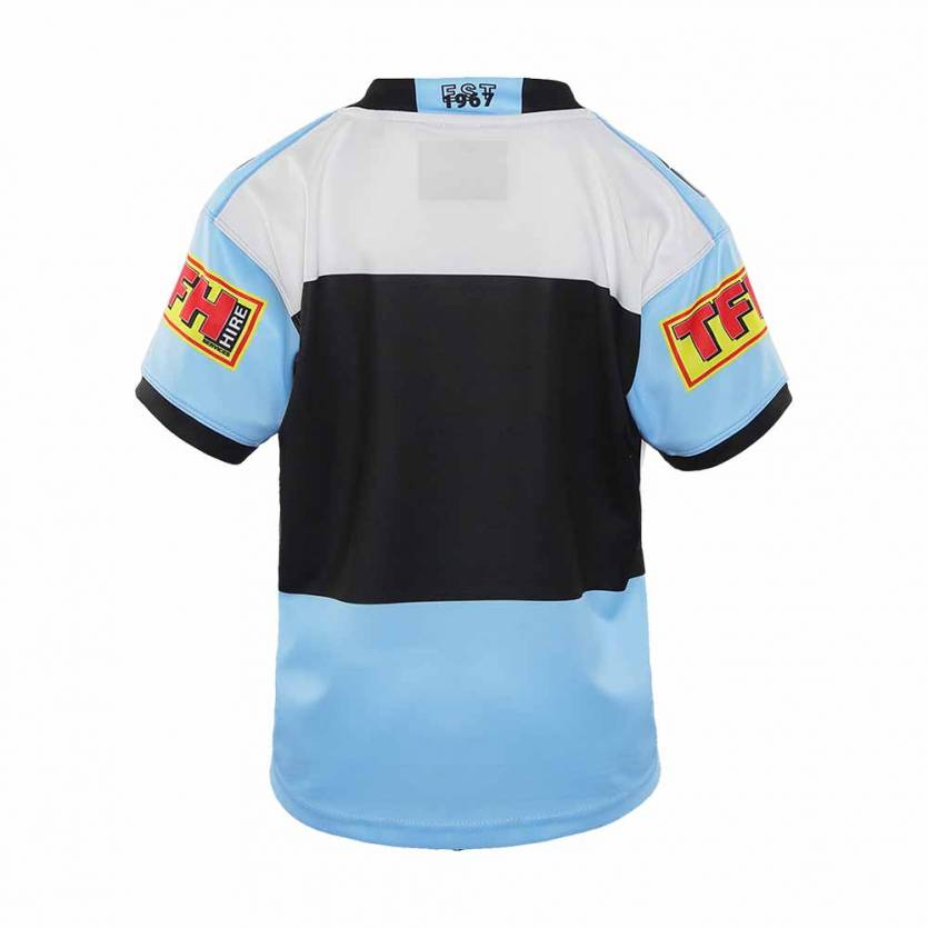 Cronulla Sharks 2021 Home Replica Jersey Junior