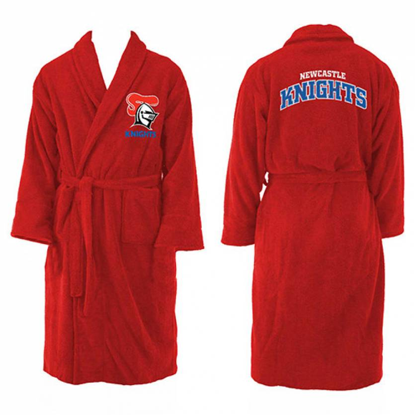 Knights Youth Long Sleeve Robe