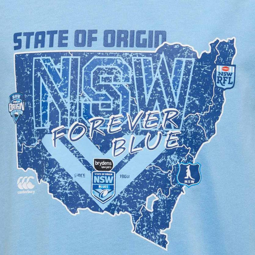 NSW 2020 Forever Tee Junior