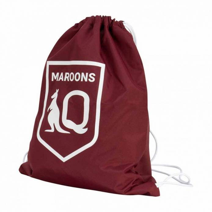 QLD Maroons 2021 Gym Sack