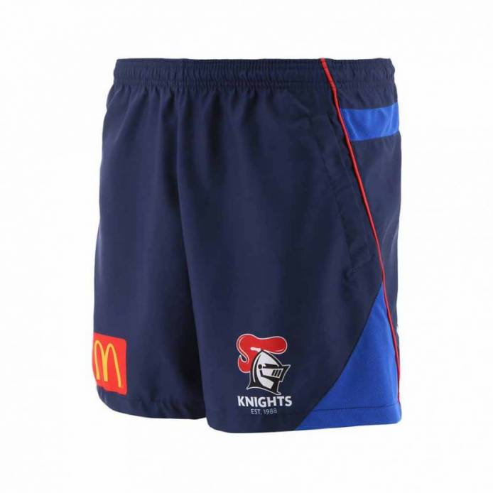 Newcastle Knights 2021 Training Shorts Mens