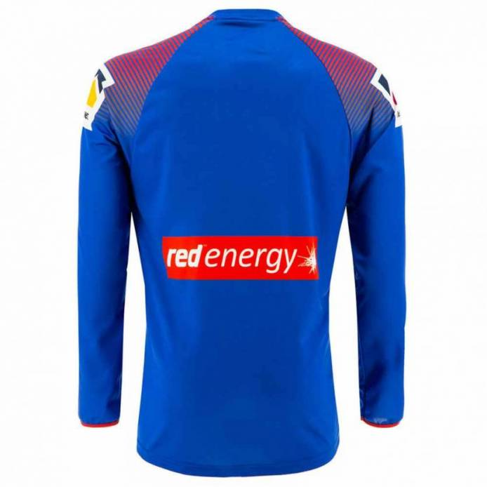 Newcastle Knights 2021 L/S Training Tee Mens