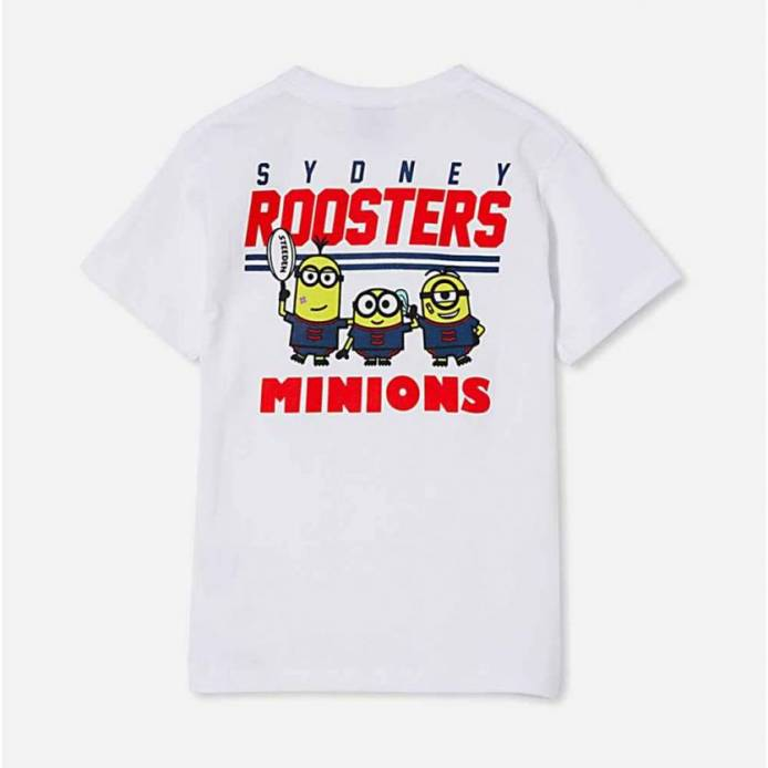 Roosters Kids Minions Tee