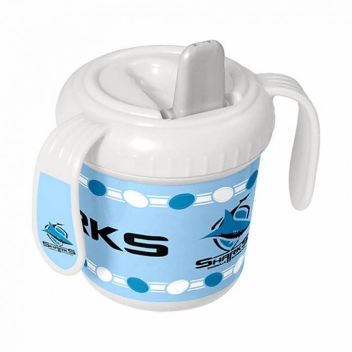 Sharks Sipper Cup