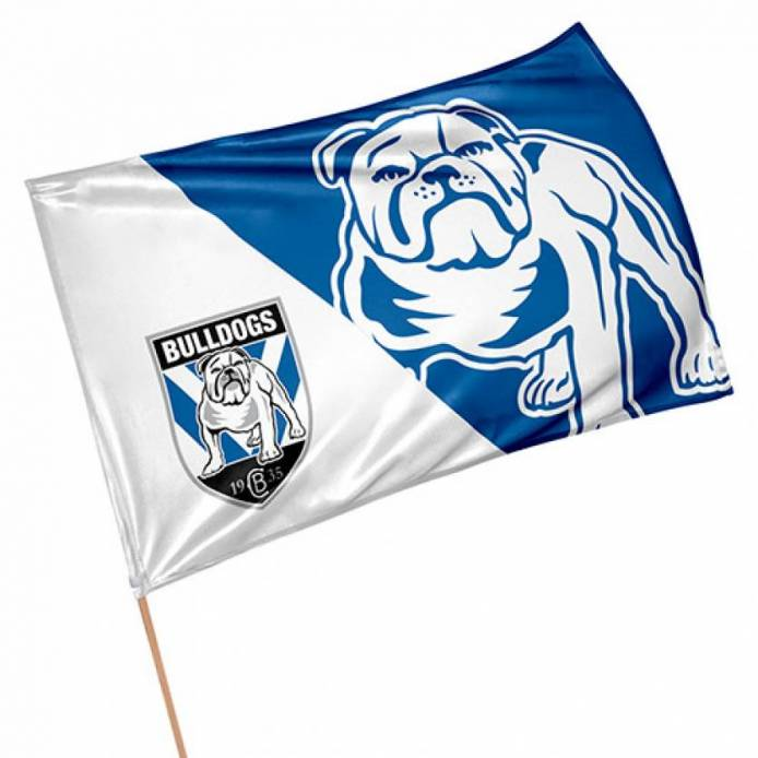 Bulldogs Game Day Flag