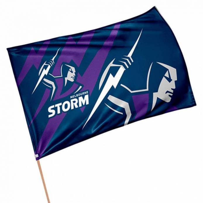 Storm Game Day Flag