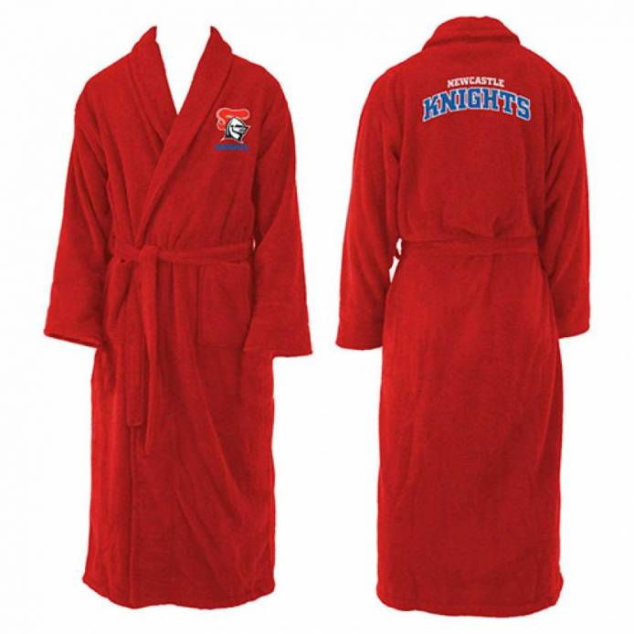 Knights Long Sleeve Robe