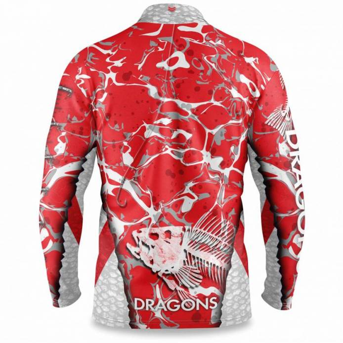 Dragons Fishing Shirt