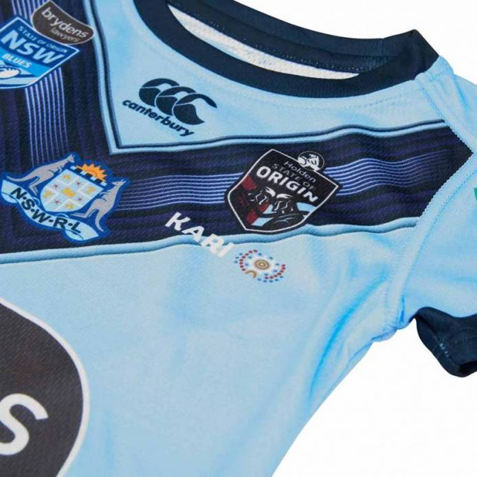 NSW 2020 Home Replica Jersey Toddler